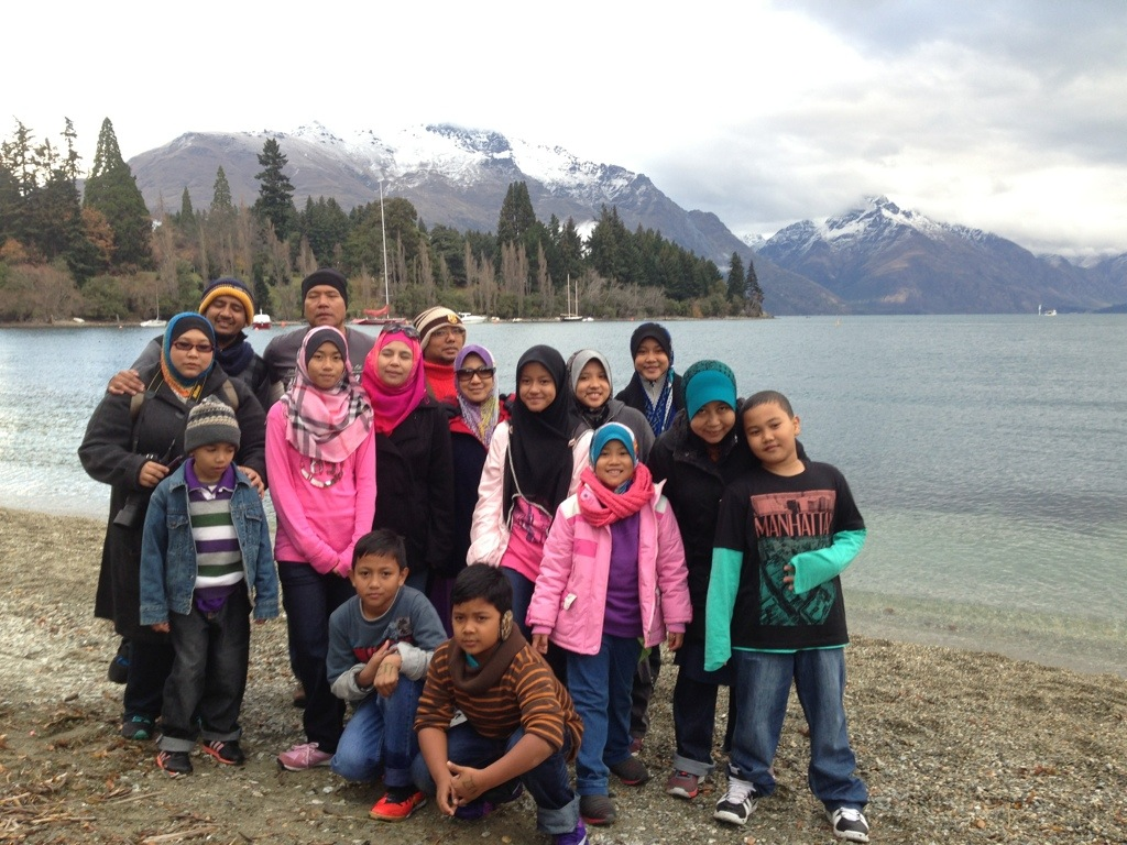 Queenstown New Zealand Tempat Menarik