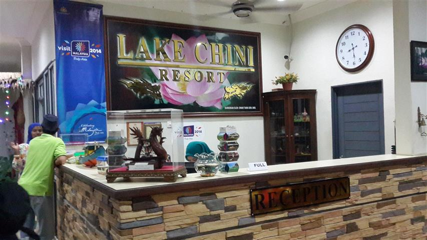 Lake Chini Resort Reservation