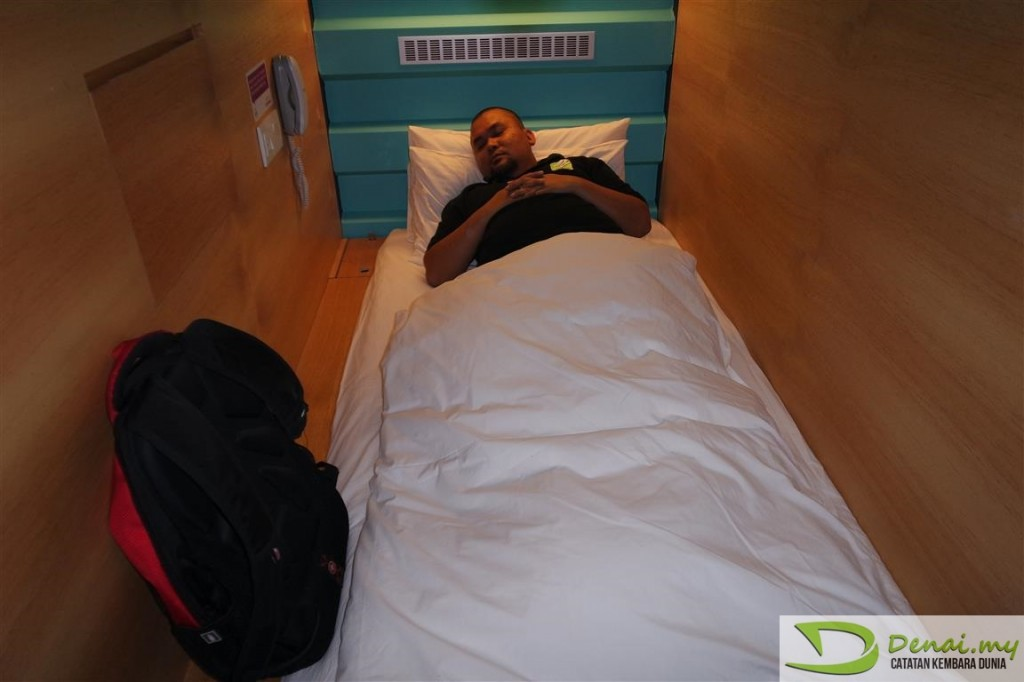Capsule by Container Hotel KLIA 2