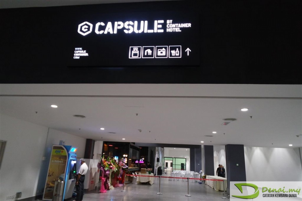 Capsule by Container Hotel Level 1