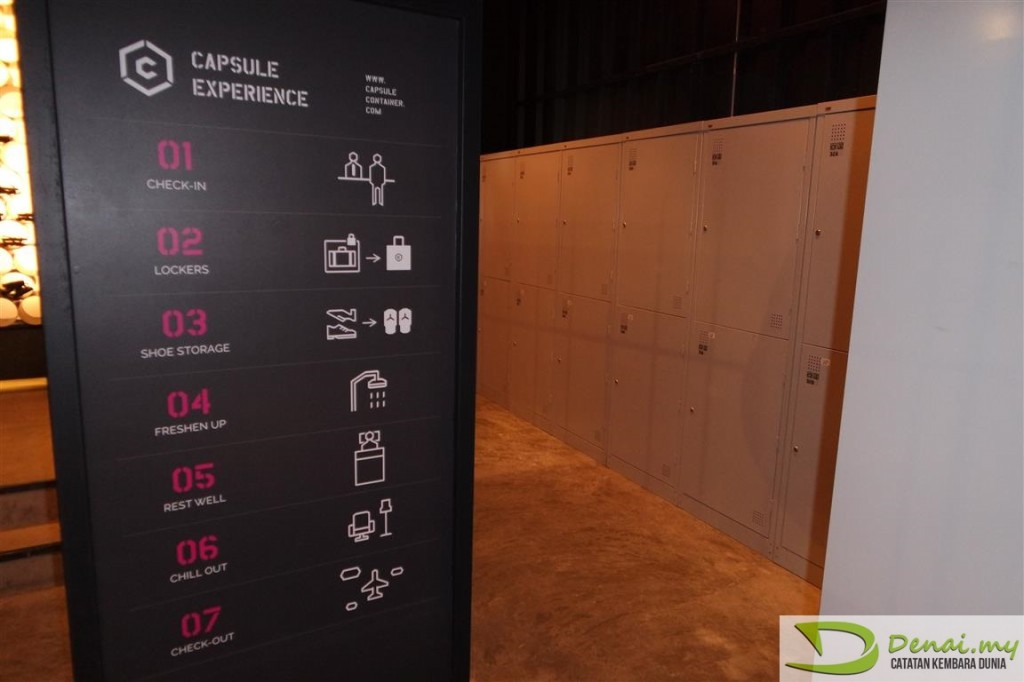 Capsule by Container Hotel Lock