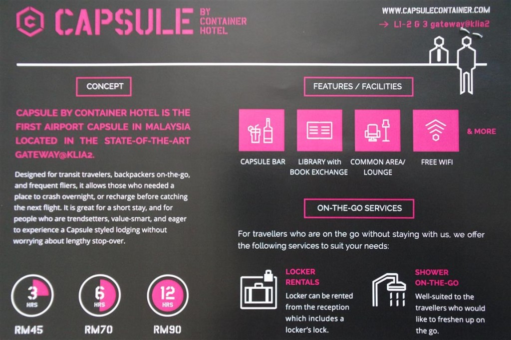 Capsule by Container Hotel Price
