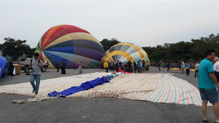 Pesta Belon Udara Panas