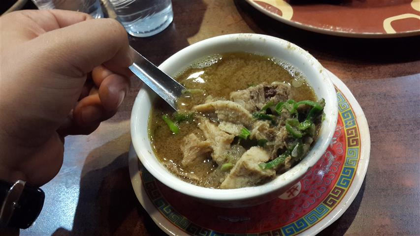 Sup Daging Makassar