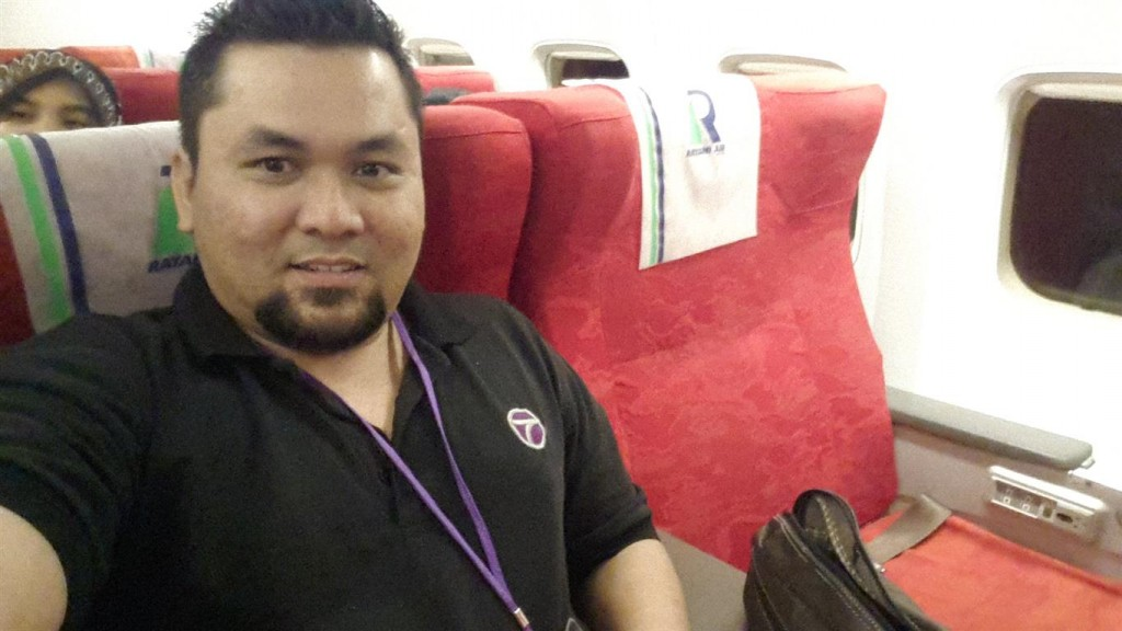 Business class Rayani Air