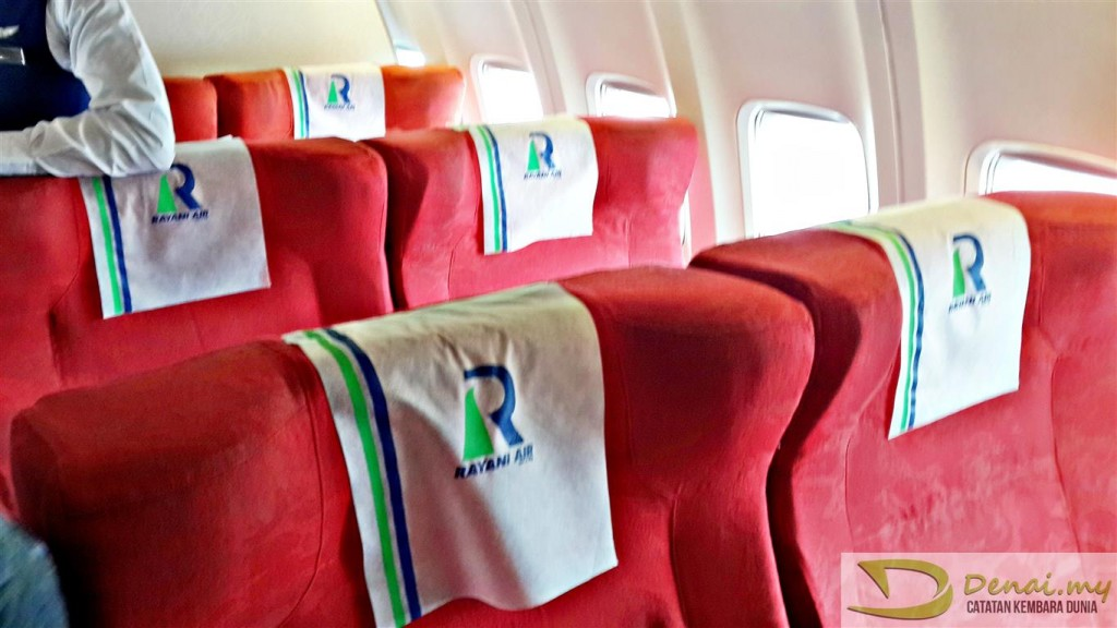 Rayani Air Business class