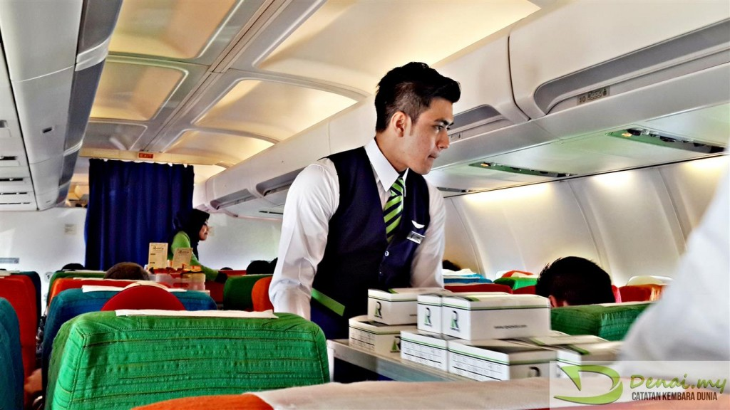 Rayani Air Kota Bharu Steward