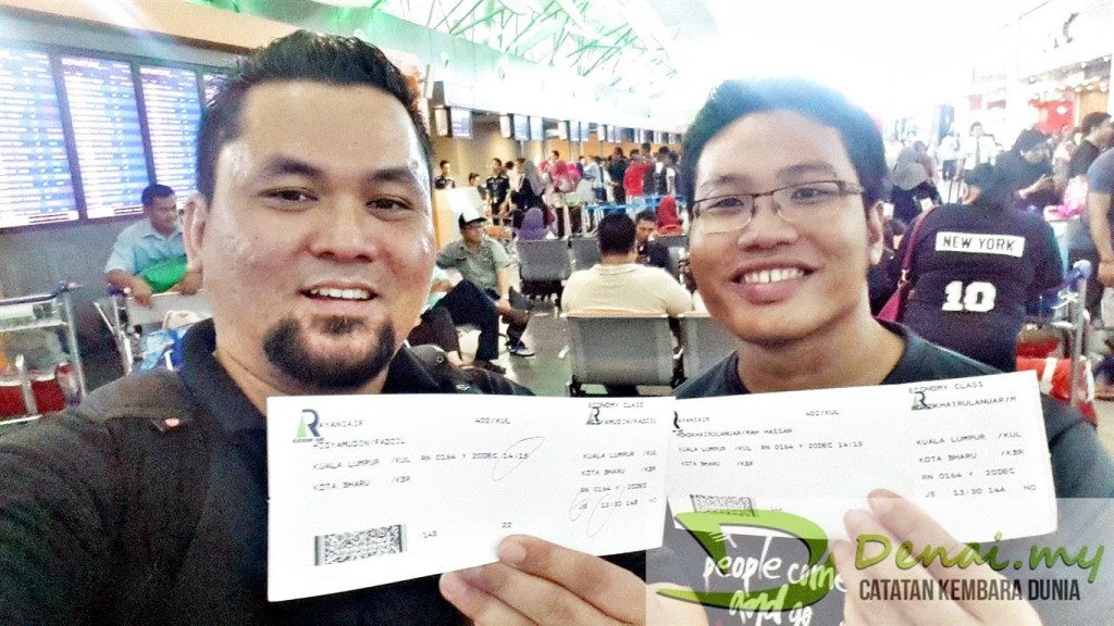 Rayani Air Kota Bharu Ticket