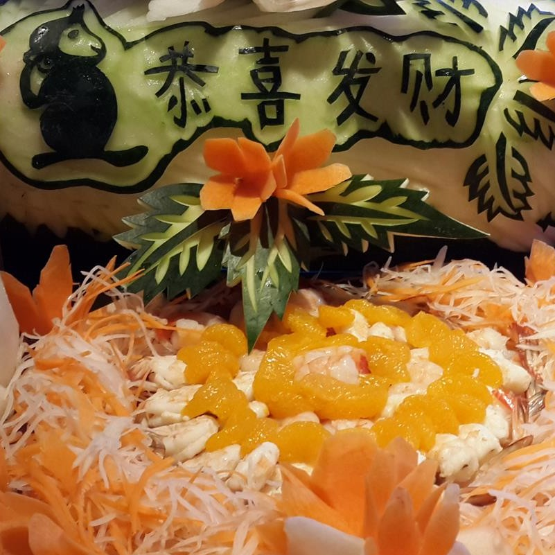 Chinese New Year Buffet Dinner 2016 di Armada Hotel, Petaling Jaya